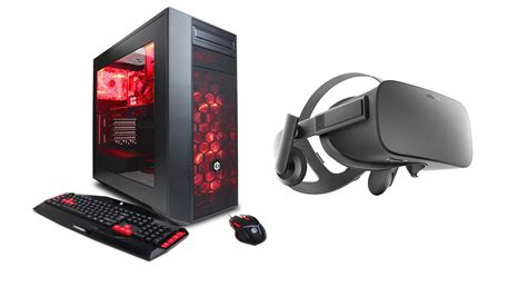 Vr Pc Today Only Get A Vr Ready Pc And Oculus Rift For 999