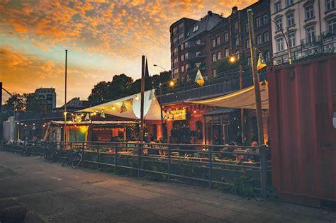Restaurant Mit Terrasse Hamburg