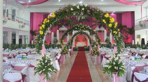 Jual Backdrop Bunga gambar pelaminan wedding terbaru auto design tech