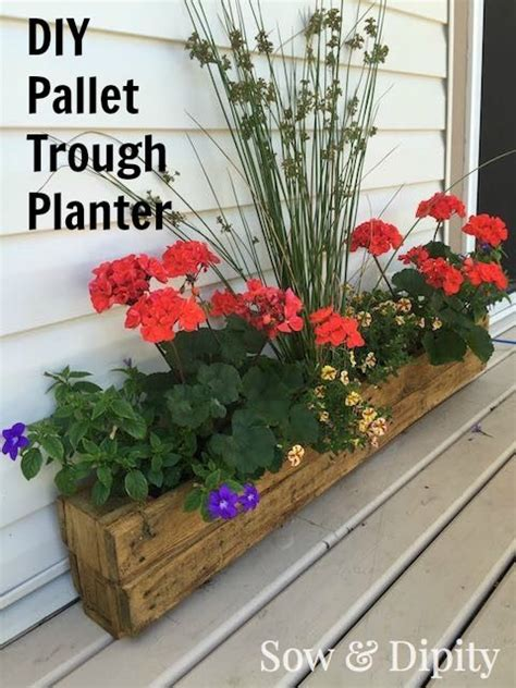 Wall Troughs Planters by The World S Catalog Of Ideas