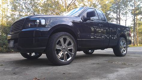f150 saleen wheels dipped saleen s331 wheels ford f150 forum community of