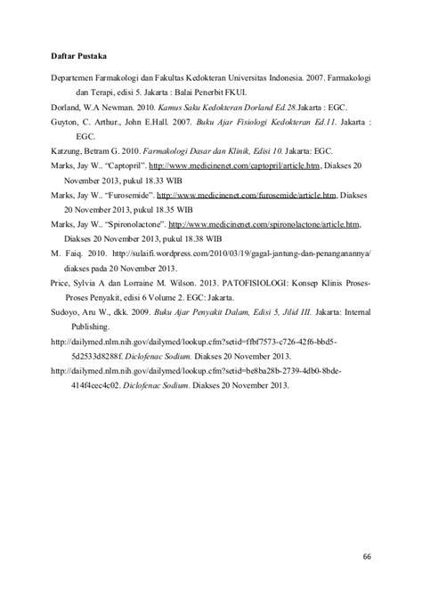 Farmakologi Dan Terapi Ed 5 skenario b blok 12 tahun 2013 decompensatio cordis