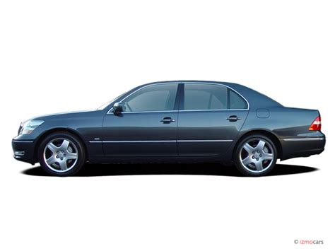 lexus sedans 2005 image 2005 lexus ls 430 4 door sedan side exterior view