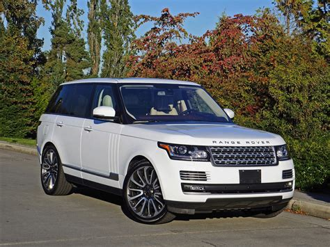land rover autobiography 2016 2016 land rover range rover autobiography carcostcanada