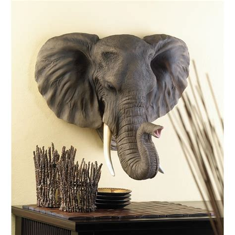 elephant home decor beautiful elephant wall decor ideas theydesign net