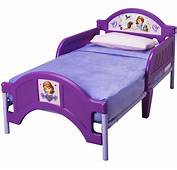 Disney Sofia The First Toddler Bed  Free Shipping