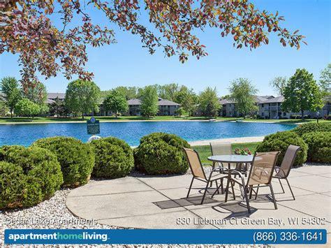 Lake Apartments Green Bay Wi Cedar Lake Apartments Green Bay Apartments For Rent