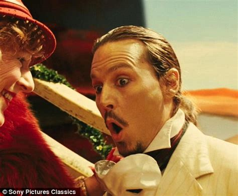 film fantasy johnny depp old friends rescue heath ledger s final act daily mail