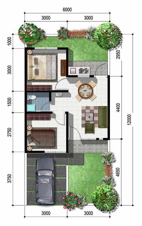 desain layout rumah mungil desain rumah 1 gambar rumah