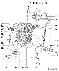 volkswagen workshop manuals gt golf mk4 gt power unit gt 6 cylinder injection engine gt engine