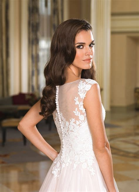 Brautkleider Justin by Justin 8852 Sposa Bridal Boutique Newcastle