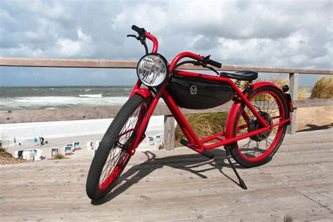Elektromotorrad Elmoto by E Motorrad 187 Elfar