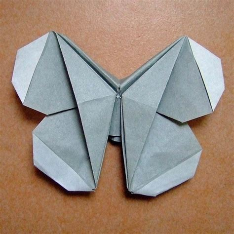 Origami Boy - origami butterfly baby boy