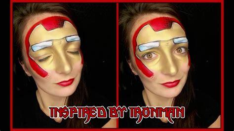 iron man eyes or repulsor tutorial youtube ironman style face painting mask tutorial youtube