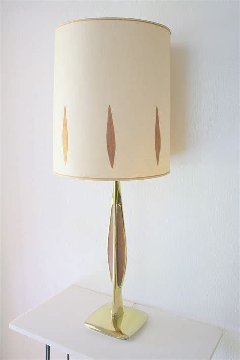 Cyber Monday Home Decor mid century modern lamps picked vintage