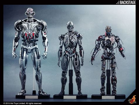 Toys Cosbaby Age Of Ultron Ultron Sentry ultron archives page 6 of 9 actionfigurepics