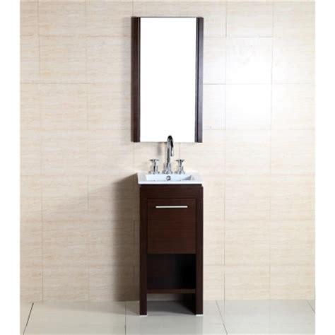 bellaterra home    single sink vanity