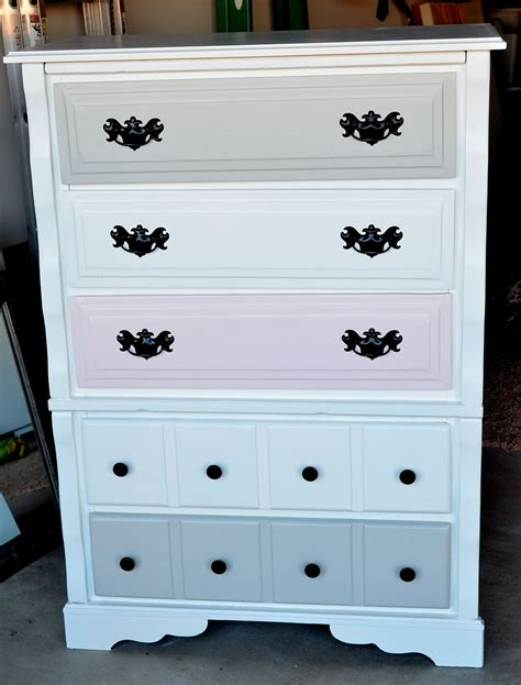 Refinishing Dresser by Refinishing A Flea Market Dresser Ll L