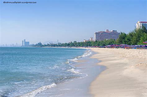 best resorts near bangkok beaches near bangkok cha am in the noodle plate