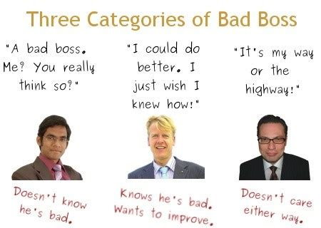 how to deal with a bad boss the chief happiness officer blog