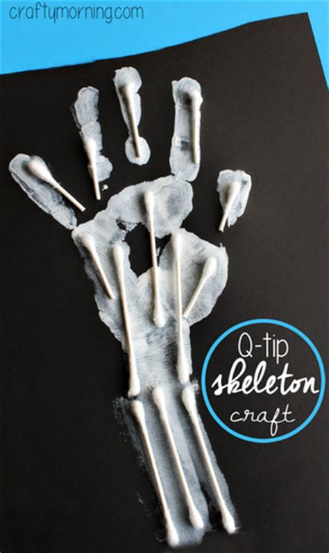 skeleton crafts crafts think crafts by createforless