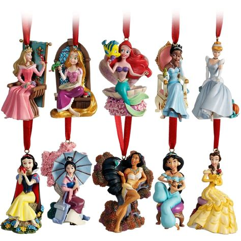 disney princess christmas ornaments christmas tree ideas net