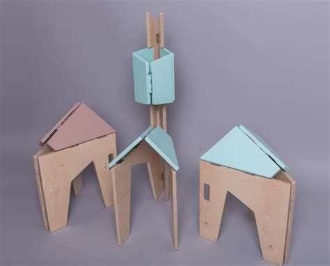 flat pack folding chair folding chairs and stools by sorana pintilie