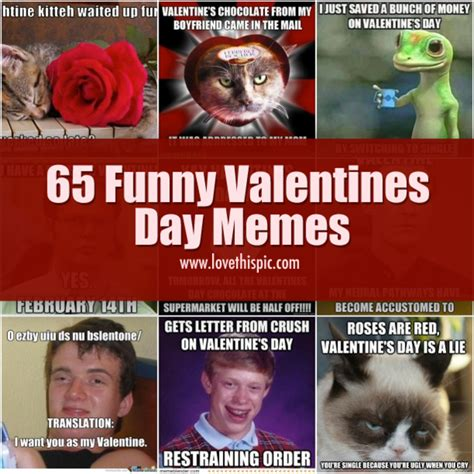 Funny Memes For Valentines Day - 65 funny valentines day memes
