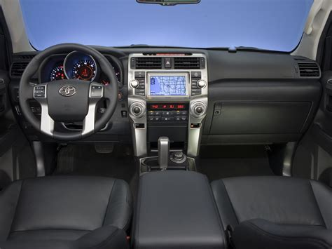 Toyota 4runner Inside 2013 Toyota 4runner Price Photos Reviews Features
