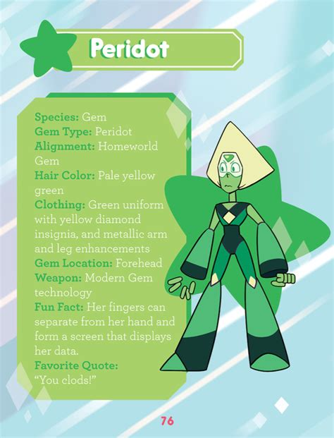 libro pearl power image peridot gttcg page png steven universe wiki fandom powered by wikia