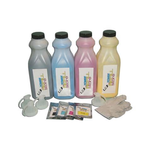 Toner Refill xante ilumina glossy 502 toner refill kit 4 pack with chips