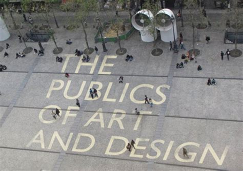 art and design address publics of art and design the twenty third annual