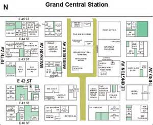 Grand Central Terminal Floor Plan by Gallery For Gt Grand Central Station Platform Map