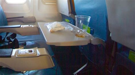 Airplane Tray Table by Dirtiest Spot In An Airplane Is Not Necessarily The