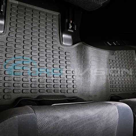 Toyota Prado Floor Mats by Toyota Prado 150 Series 3d Rubber Floor Mats Custom Made Division Your European