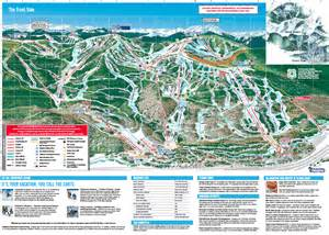 vail colorado trail maps