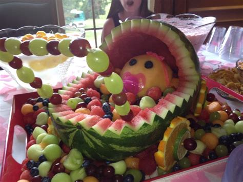 watermelon baby stroller for lydiabartek baby shower