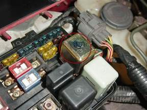 1996 Honda Accord Abs Light Abs Code 1 The Fix With Pics Honda Tech Honda Forum