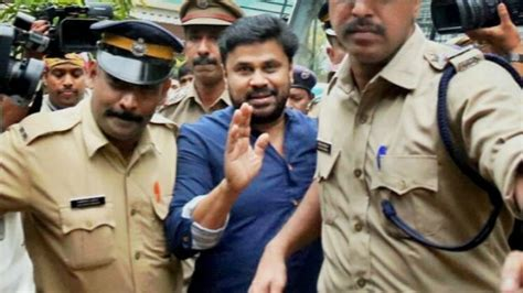 actor dileep news malayalam malayalam actor dileep s bail rejected remanded in