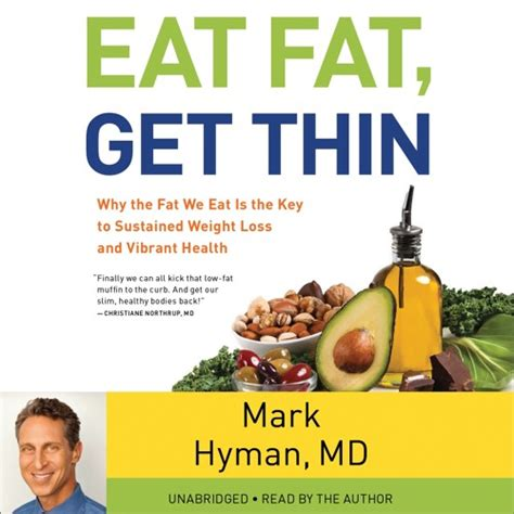 the book of big weight loss books eat get thin written and read by hyman md