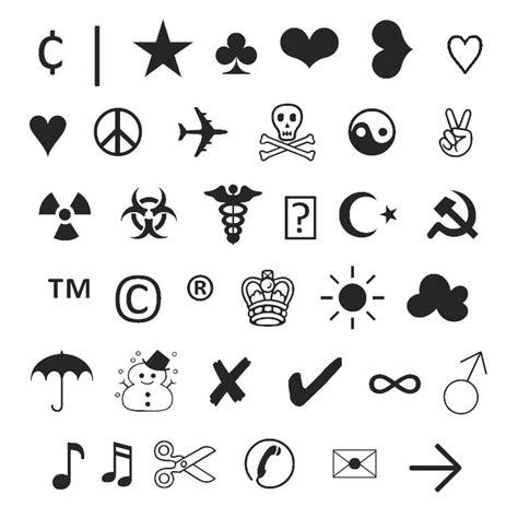 tattoo emoji copy and paste 82 best typograph art emoticons symbols images on