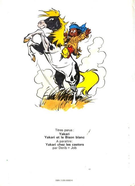 Yakari 2 Yakari Et Le Bison Blanc