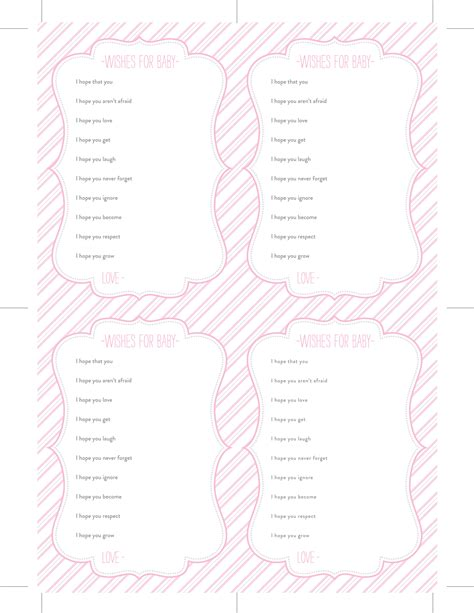 pink and grey baby girl shower freebie pizzazzerie