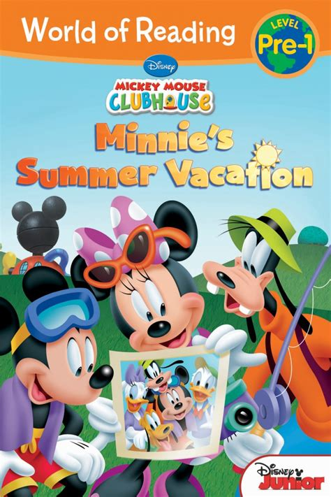 Pdf Mickeys Disneyland Bill Scollon by World Of Reading Mickey Mouse Clubhouse Minnie S Summer