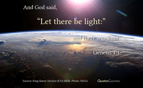 let there be light bible verse let there be light genesis 1 3 quotescosmos