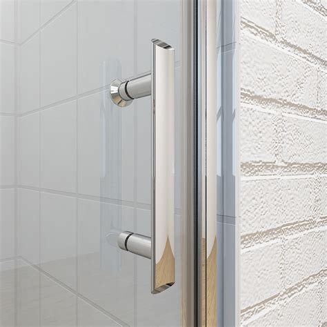 Pivot Hinges For Shower Doors Bifold Pivot Walk In Room Sliding Shower Door Enclosure Hinge Glass Cubicle Ebay
