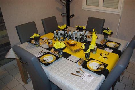 table new york deco de table de christine