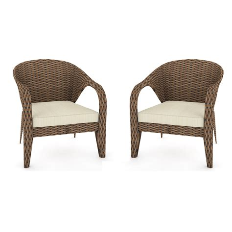 sonax harrison patio chairs by oj commerce c 206 shp 995 99