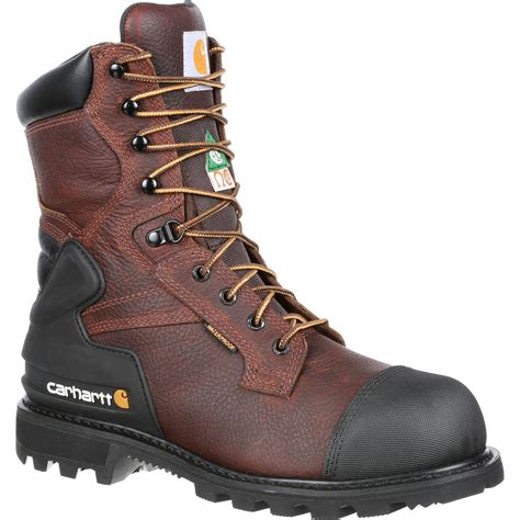 puncture resistant boots carhartt steel toe csa approved puncture resistant work