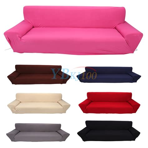 color lounge stretch slipcover sofa cover